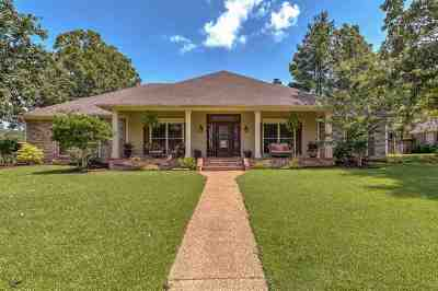 Hinds County Single Family Home Contingent/Pending: 105 Arbor Dr