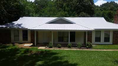 Hinds County Single Family Home For Sale: 2464 W S. McRaven Rd