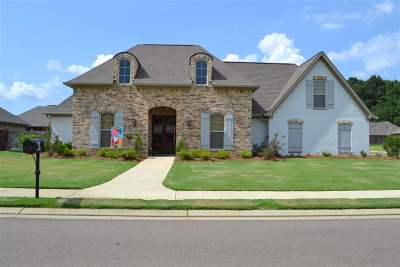 Brandon Single Family Home For Sale: 175 Belle Oak Dr