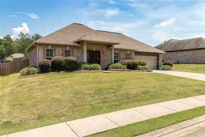 Flowood Single Family Home Contingent/Pending: 161 Britton Cir
