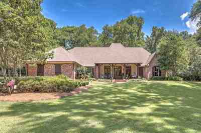 Hinds County Single Family Home For Sale: 5 Southern Oaks Dr.