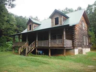 Leake County Single Family Home For Sale: 3510 Starling Center Rd