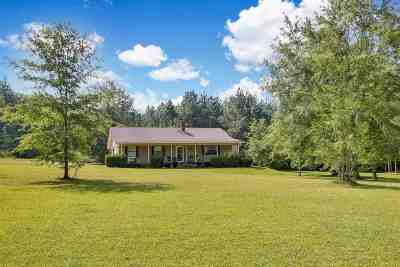 Simpson County Single Family Home Contingent/Pending: 148 Ponder Mason Rd