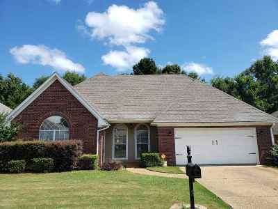 Pearl Single Family Home Contingent/Pending: 420 Wildberry Cir