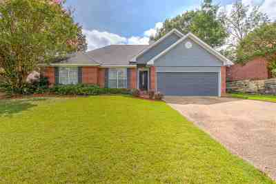 Ridgeland Single Family Home Contingent/Pending: 710 Towery Ct