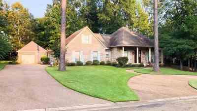 Hinds County Single Family Home For Sale: 118 Rowan Oak Pl