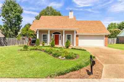 Flowood Single Family Home Contingent/Pending: 416 Hemlock Dr