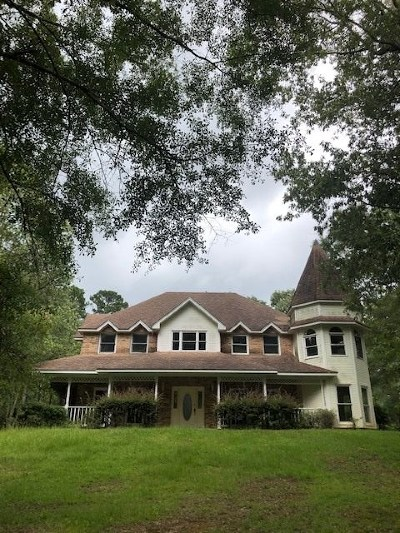 Hinds County Single Family Home For Sale: 4328 Pine Lake Dr