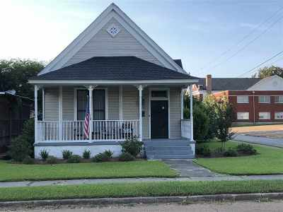 Canton Single Family Home For Sale: 155 E Fulton St