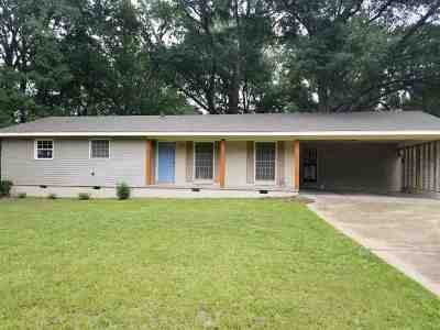 Jackson Single Family Home For Sale: 1014 Adkins Blvd
