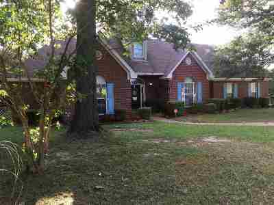 Pearl Single Family Home For Sale: 133 Live Oaks Blvd