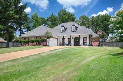 Lake Caroline Single Family Home For Sale: 110 Elm Ct