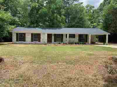 Seminary, Sumrall Single Family Home For Sale: 645 Old Hwy 49