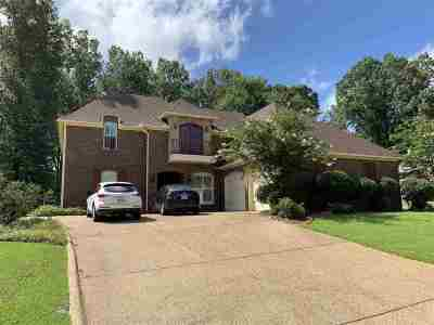 Hinds County Single Family Home For Sale: 110 Bentwood Dr