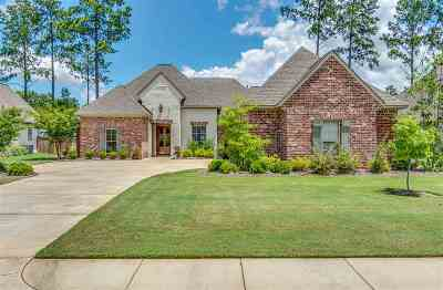 Madison County Single Family Home For Sale: 110 Grace Court