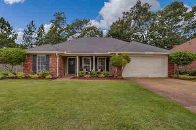 Brandon Single Family Home For Sale: 209 Cherry Bark Ln