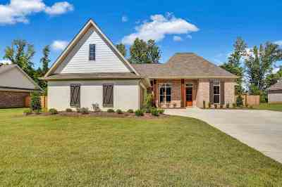 Rankin County Single Family Home For Sale: 1203 Cherry Ln
