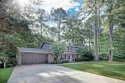 Hinds County Single Family Home For Sale: 1850 Highland Ter