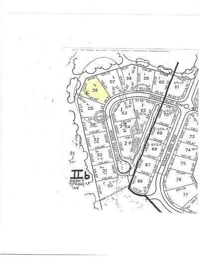 Brandon Residential Lots & Land For Sale: Speers Valley Cir