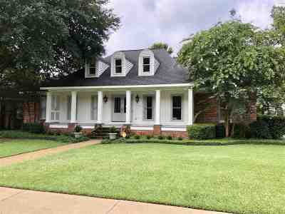 Jackson Single Family Home For Sale: 4313 Dalrymple Ct