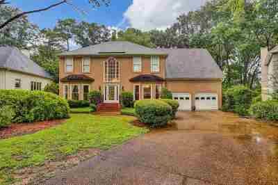 Jackson Single Family Home For Sale: 4320 Dalrymple Ct