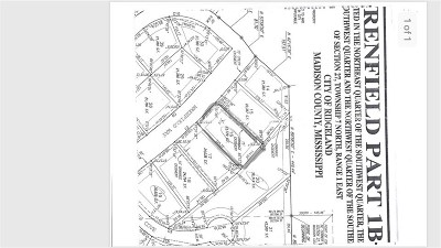 Hinds County, Madison County, Rankin County Residential Lots & Land For Sale: Wrenfield Way