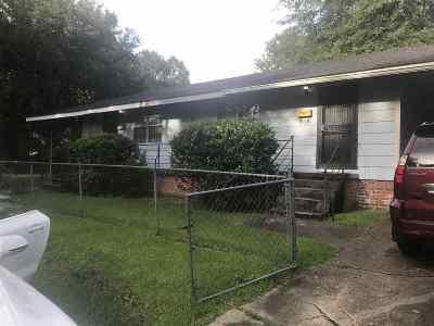 Jackson Multi Family Home For Sale: 2442 Morton Ave