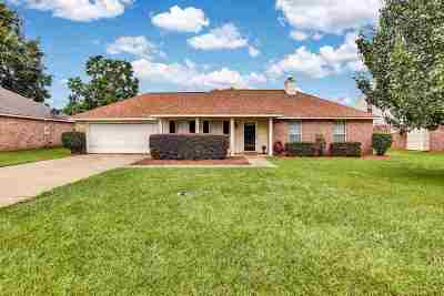 Richland Single Family Home Contingent/Pending: 119 Bradford Pl