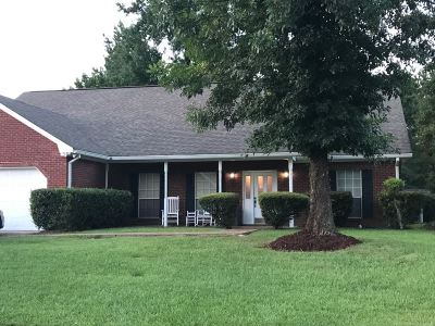 Jackson Single Family Home For Sale: 1806 Lake Trace Dr