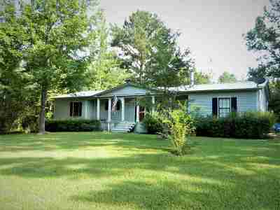 Hinds County Mobile/Manufactured For Sale: 1153 Old Jackson Rd