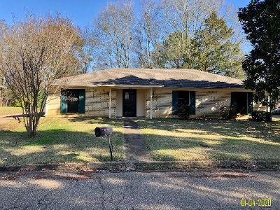 Hinds County Single Family Home For Sale: 2016 Monaco St