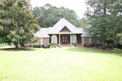 Rankin County Single Family Home For Sale: 189 Magnolia Springs Blvd