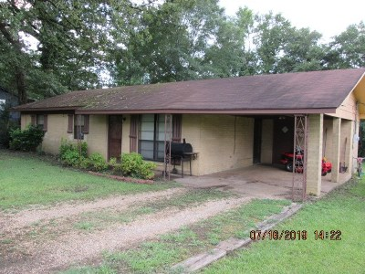 Carthage Single Family Home For Sale: 282 Hwy 487 Hwy