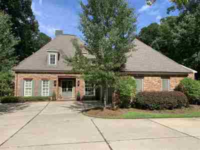 Jackson Single Family Home For Sale: 1821 Woodridge Cv