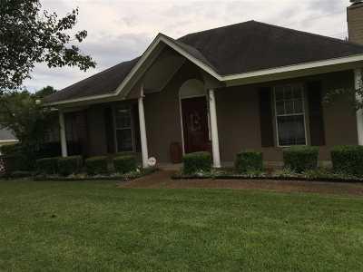 Hinds County Single Family Home Contingent/Pending: 4278 Glenn Oak Cir