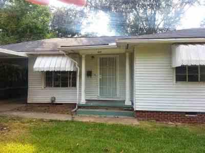 Jackson Single Family Home For Sale: 2639 Glenn St