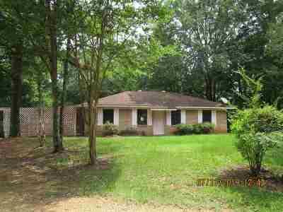Hinds County Single Family Home For Sale: 5840 Jackson-Raymond Rd