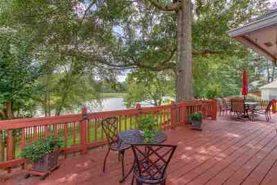 Hinds County Single Family Home Contingent/Pending: 605 Winding Hills Dr