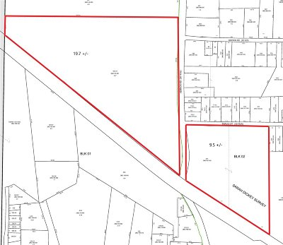 Hinds County Residential Lots & Land For Sale: Vernon Rd
