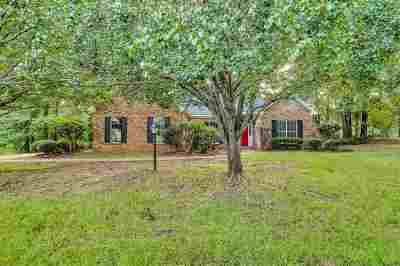 Hinds County Single Family Home For Sale: 212 Elm Dr