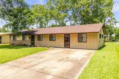 Jackson Single Family Home For Sale: 3328 Santa Rosa St