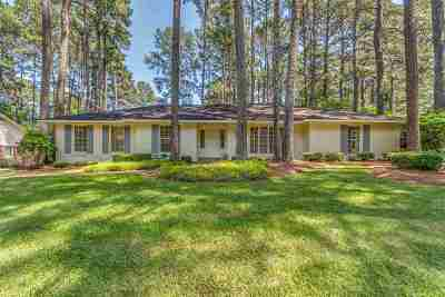 Hinds County Single Family Home For Sale: 5445 Briarfield Rd