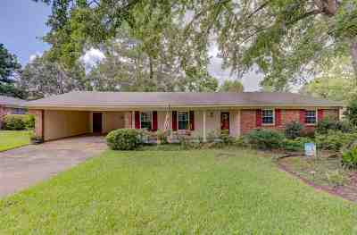 Hinds County Single Family Home Contingent/Pending: 1406 Beverly Dr