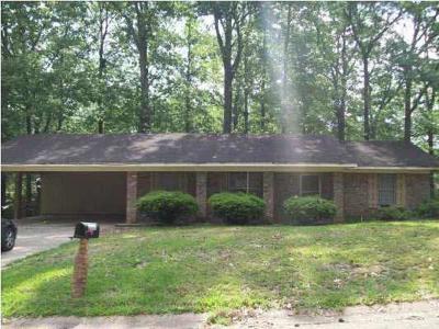 Jackson Single Family Home For Sale: 2505 Crestleigh Manor