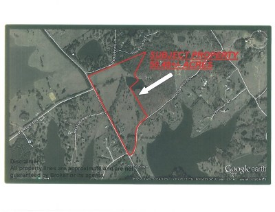 Madison County Residential Lots & Land For Sale: 468 Cedar Hill Rd