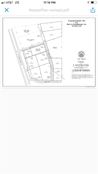 Florence, Richland Residential Lots & Land For Sale: U S Highway 49 South