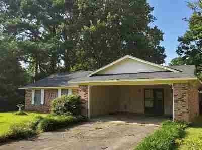 Jackson Single Family Home For Sale: 4518 Ironwood Ln