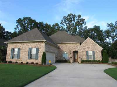 Hinds County, Madison County, Rankin County Single Family Home For Sale: 100 Camden Ln