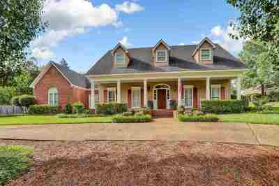 Ridgeland Single Family Home For Sale: 203 Persimmon Hill