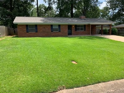 Rankin County Single Family Home For Sale: 2317 Upper Dr
